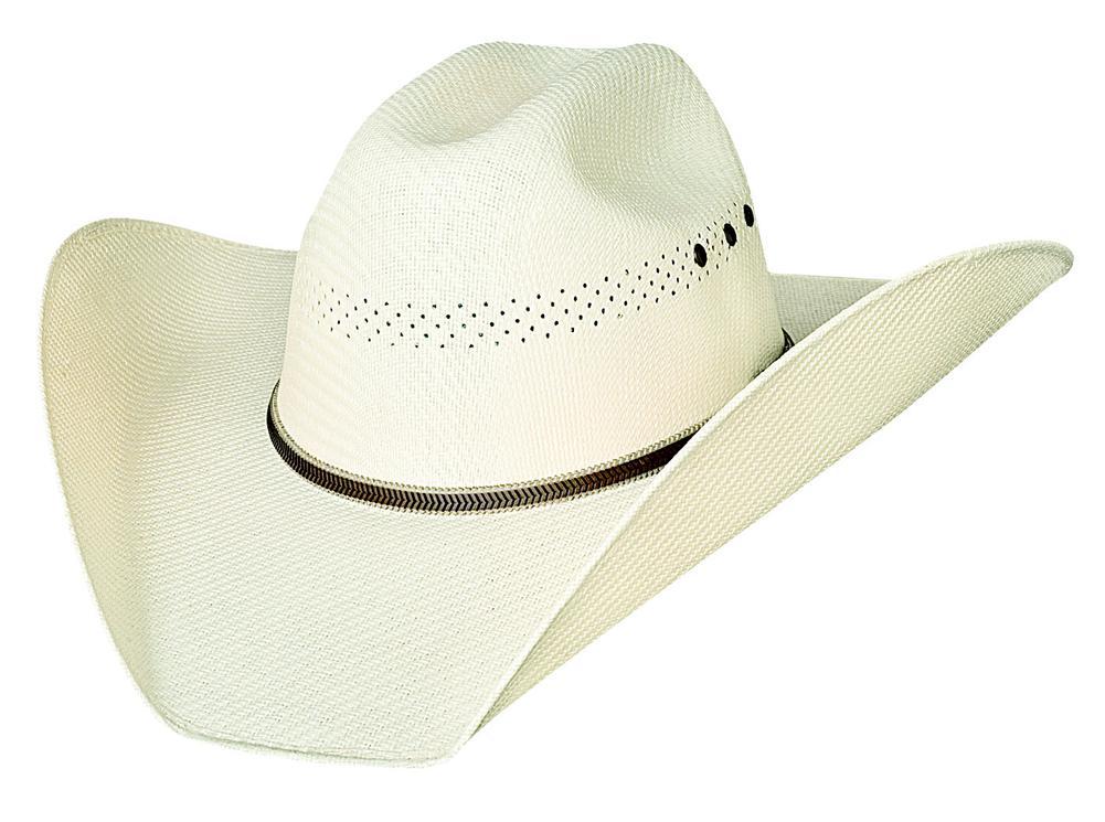 New Bullhide Hats Bait a Hook Western 50X California Straw Cowboy ... 7774f0f554dc