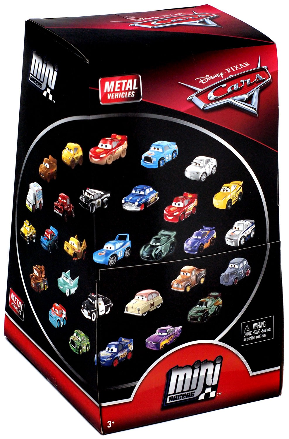 Disney Cars 3 Die Cast Mini Racers Series 2 Mystery Box by
