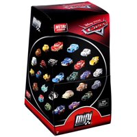 Disney Cars 3 Die Cast Mini Racers Series 2 Mystery Box