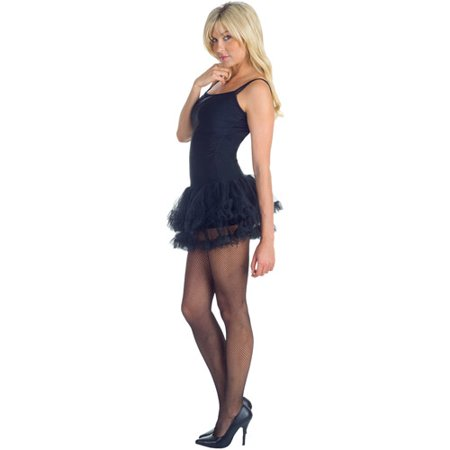 black petticoat tutu dress adult halloween costume - Halloween Petticoat