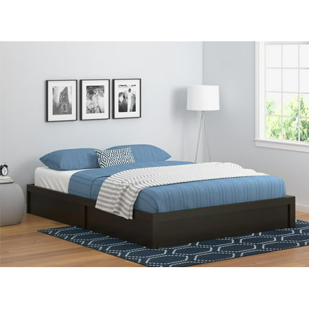Ameriwood Home Platform Bed, Multiple Sizes and