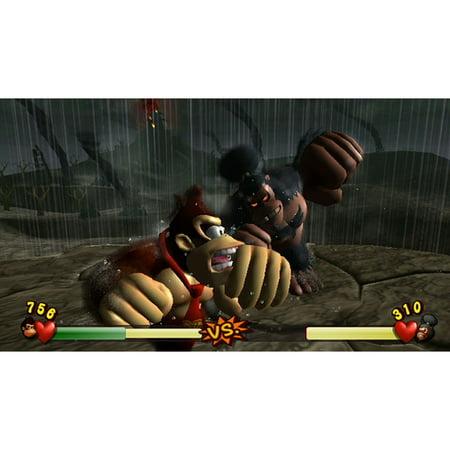 Donkey Kong Jungle Beat, Nintendo, WIIU, [Digital Download], 0004549666194
