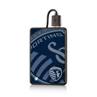Sporting Kansas City 2500mAh Portable USB Charger MLS