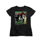 The Munsters 60's TV Seriesnormal Family Women's T-Shirt Tee