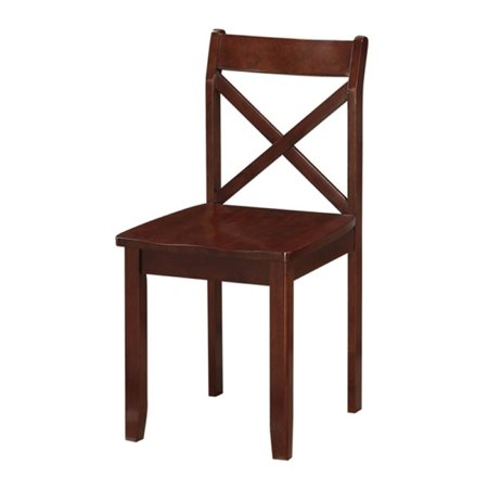 Kingfisher Lane Dining Chair in Cherry (Set of 2)