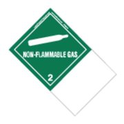 LABELMASTER JTSNT4 Non-Flammable Gas Label,100mmx160mm,500 G0272091