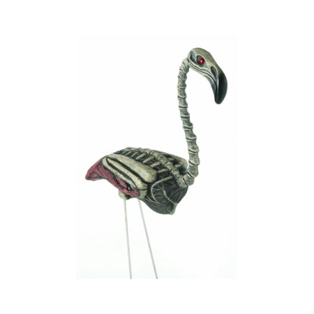 Zombie Lawn Ornaments (ZOMBIE FLAMINGO LAWN ORNAMENT)