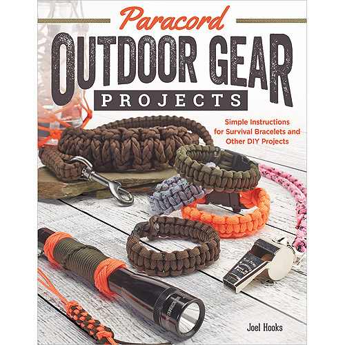 Design Originals Paracord Outdoor Gear Projects