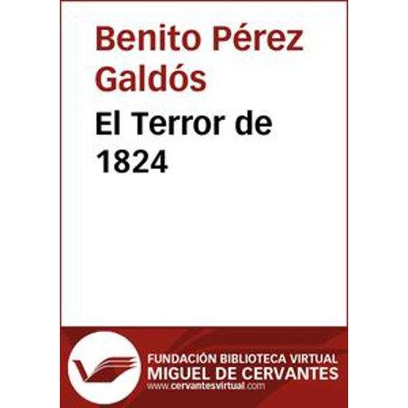El Terror de 1824 - eBook](Musica De Terror Halloween)