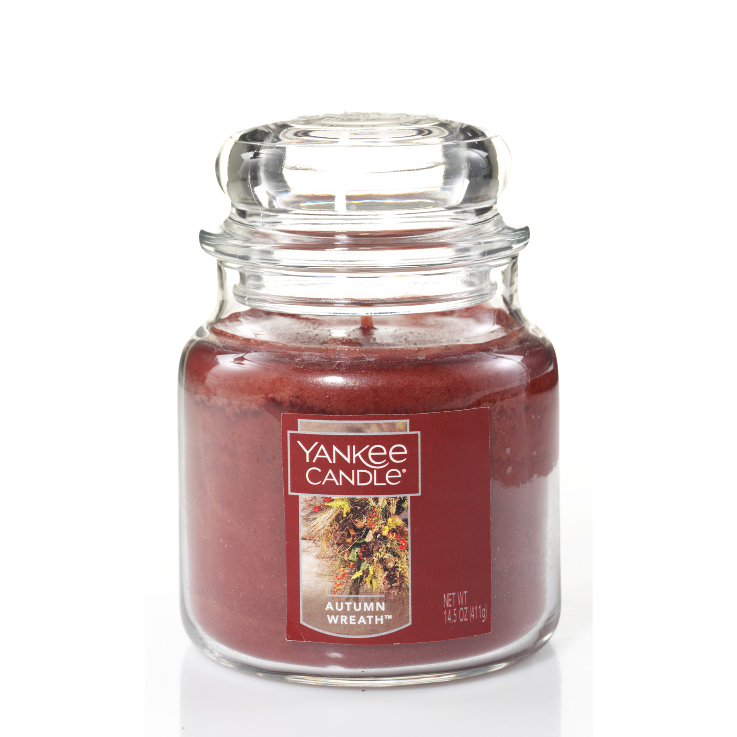 Yankee Candle Large 2-Wick Tumbler Scented Candle, Autumn Wreath by Newell Brands