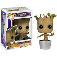 Funko Pop! Marvel Guardians of Galaxy Dancing Groot Vinyl Bobble Figure