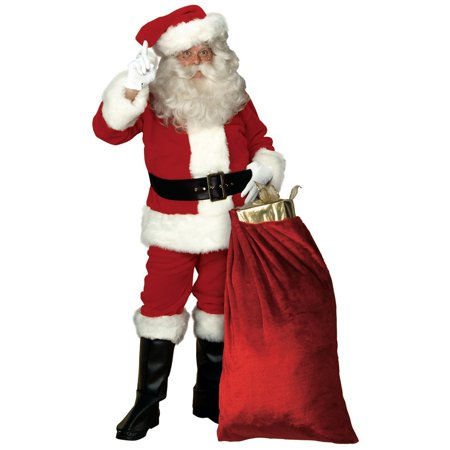 Mens XXL Imperial Santa Suit
