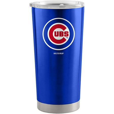 Boelter Brands 20 oz Chicago Cubs Colored Ultra Tumbler