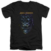 Mgm Army Of Darkness Evil Ash Mens V-Neck Shirt