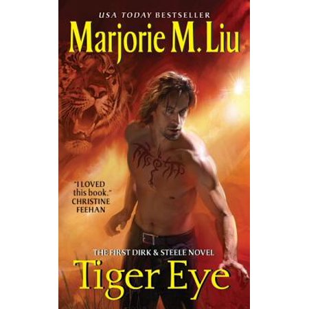 Tiger Eye - eBook