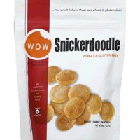 WOW Baking Bag Gluten Free Snickerdoodle Cookies, 8 Ounce
