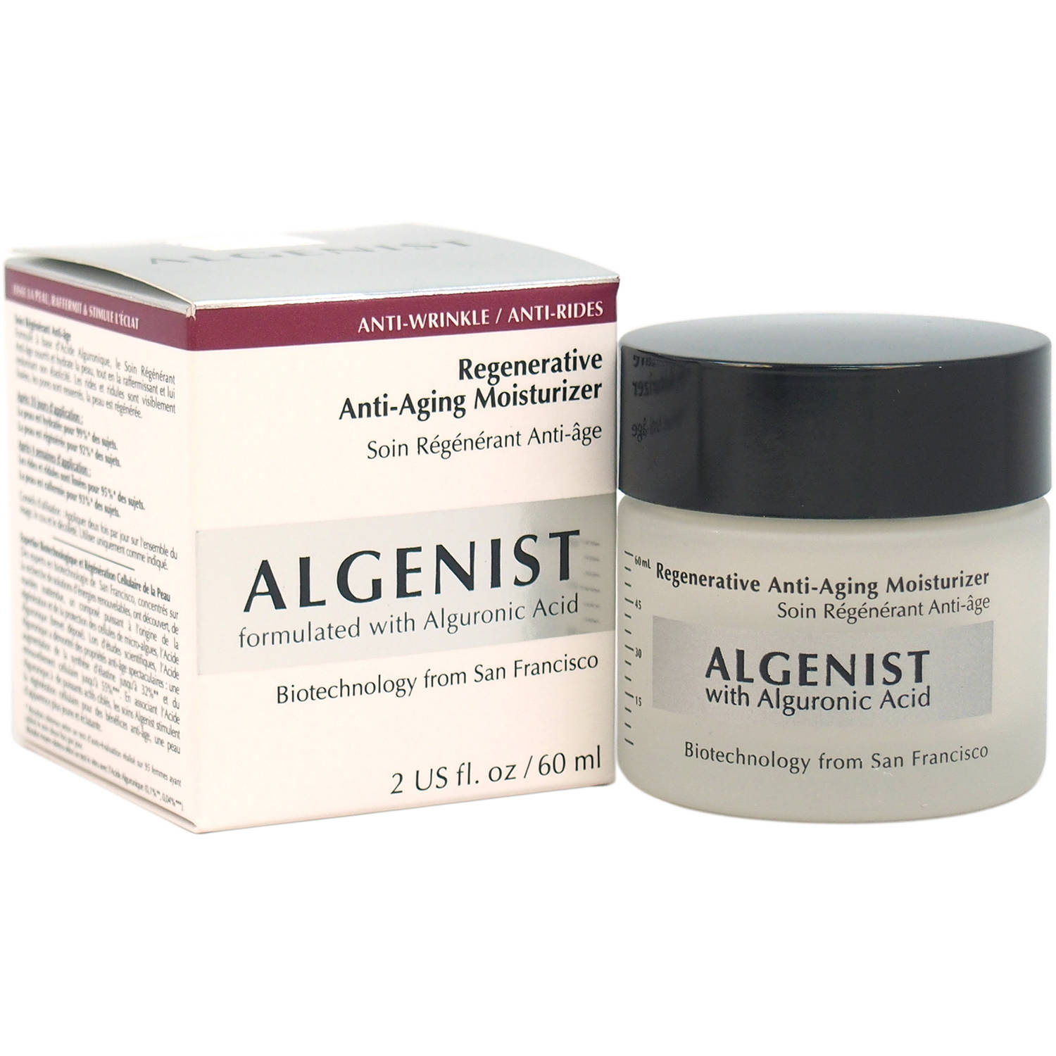 Algenist for Women Regenerative Anti-Aging Moisturizer, 2 fl oz