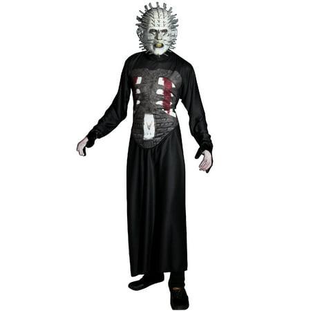 Pinhead Adult Costume - Hellraiser Pinhead Mask