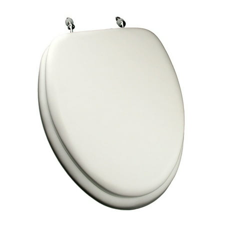 Marvelous Comfort Seats Deluxe Soft Elongated Toilet Seat Inzonedesignstudio Interior Chair Design Inzonedesignstudiocom