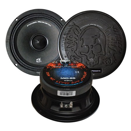 Power Acoustik MID-65 - 300 Watt 6