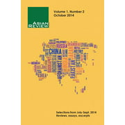 Asian Review of Books, Volume 1, Number 2 : October 2014