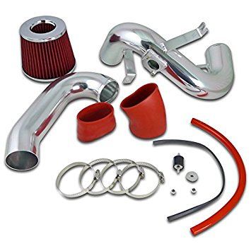 Spec-D Tuning AFC-CEL00GTSRD-AY Toyota Celica GT GTS 1.8L Cold Air Intake+Red (Toyota Celica Intake)