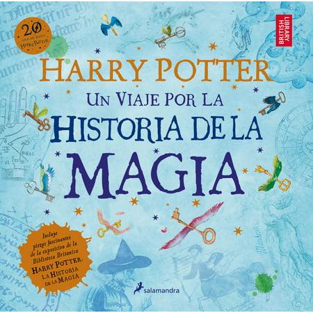 Harry Potter: Un Viaje Por la Historia de la Magia (Paperback)](Historias De Halloween De Terror)