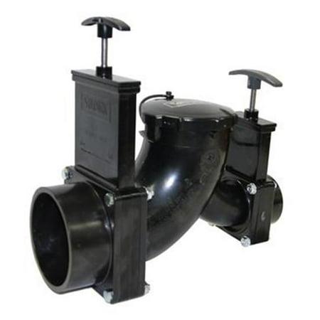 Valterra Llc T80 Sewer Waste Valve  44  3 In