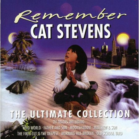 Ultimate Collection: Remember Cat Stevens (CD) - Cat Stevens Halloween