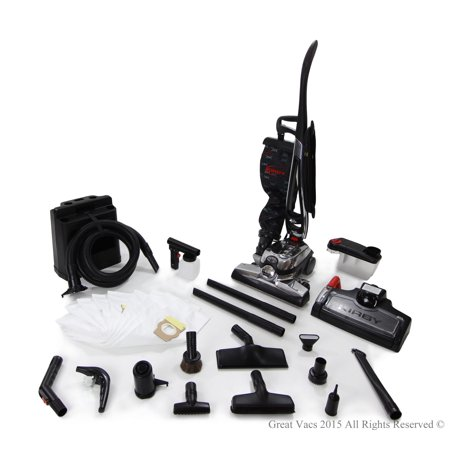 Refurbished Kirby Avalir Vacuum Cleaner Loaded with tools, bags, shampooer Upright G11