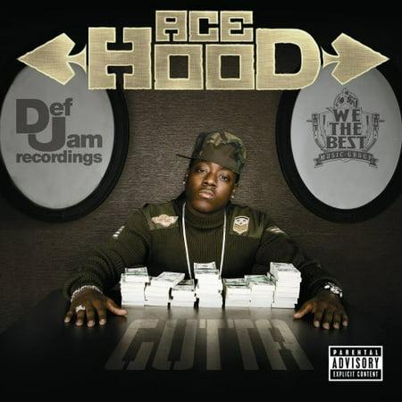 DJ Khaled Presents Ace Hood Gutta (explicit) (CD) (Ace Hood Albums)