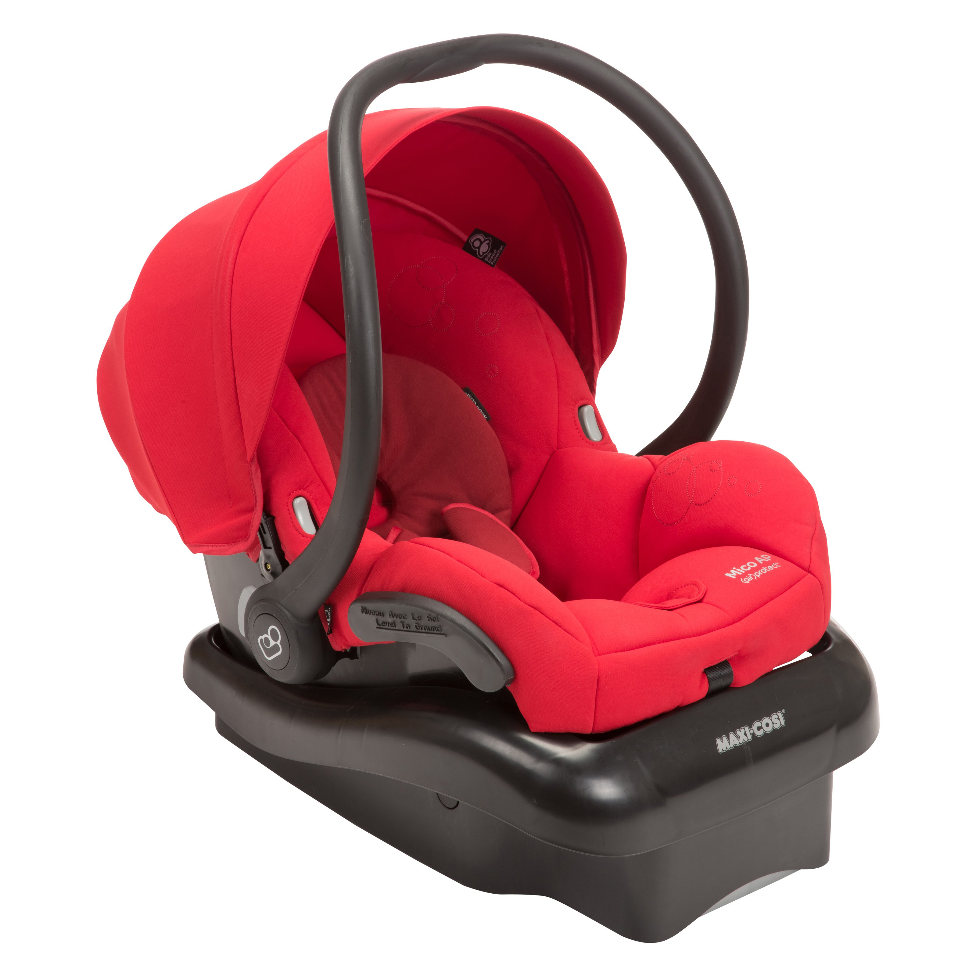 Maxi-Cosi Mico AP Infant Car Seat - Envious Red