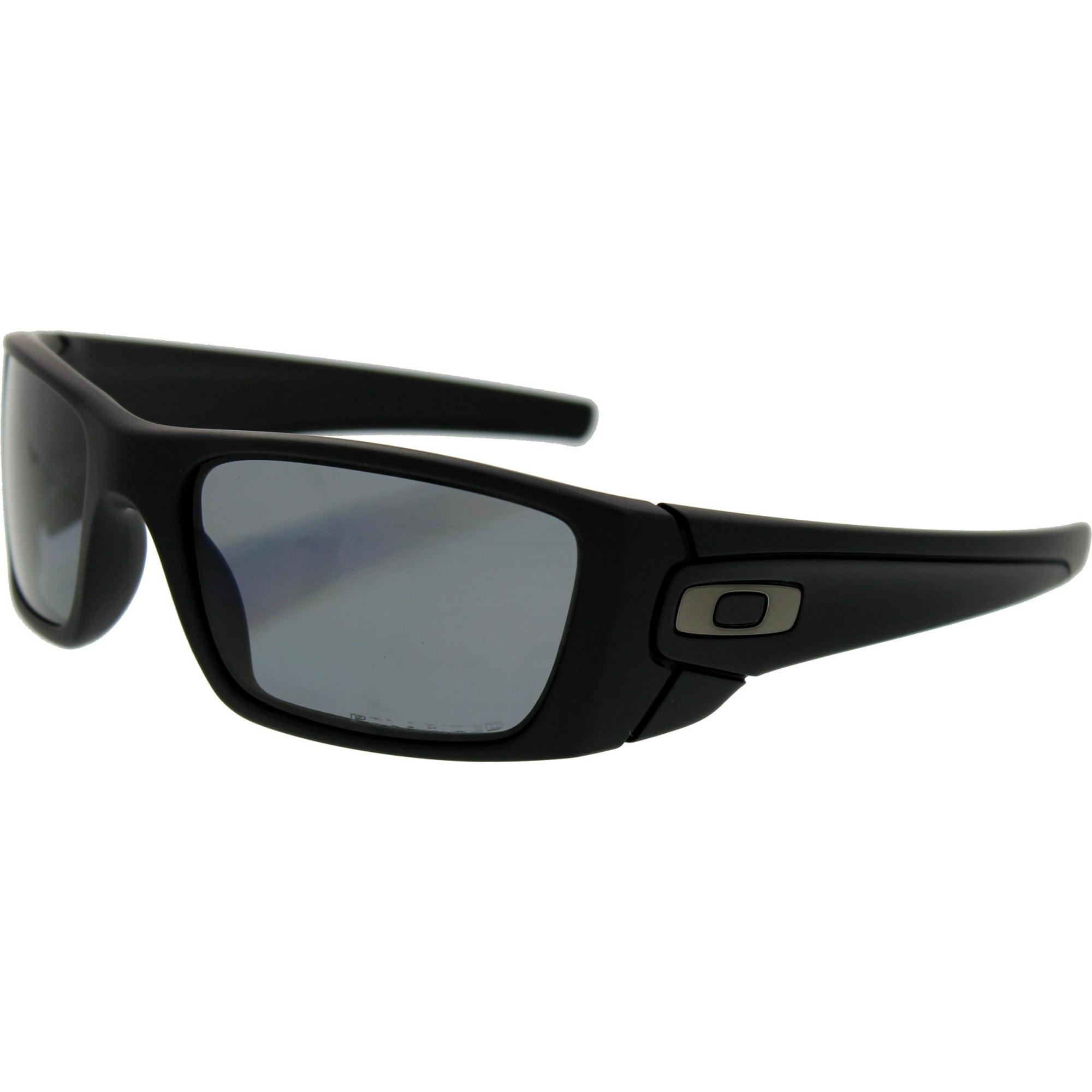 Oakley Fuel Cell Polarized >> Oakley Men S Polarized Fuel Cell Oo9096 05 Black Rectangle
