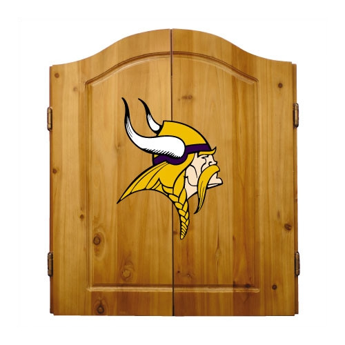 Imperial International NFL Dart Cabinet, Minnesota Vikings