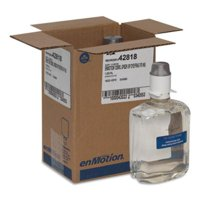 Georgia Pacific 42818 Gp Enmotion Automated Touchless Soap Refill, Unscented, 1200ml, 2/carton