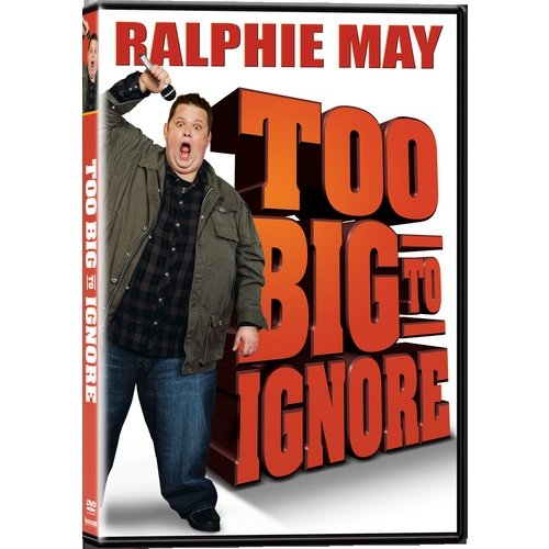 Ralphie May: Too Big To Ignore (Widescreen)