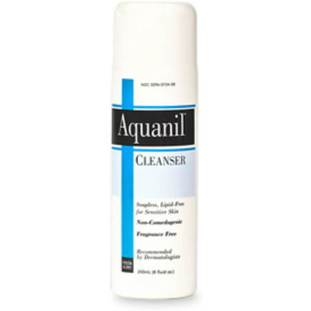 Aquanil Skin Cleanser 8 oz (Aquanil Cleansing Lotion)