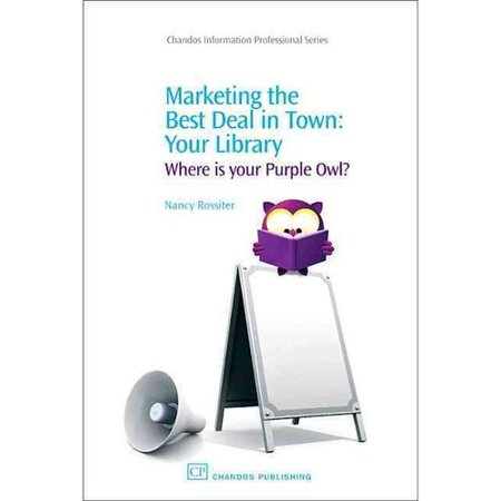 Marketing The Best Deal In Town  Your Library  Where Is Your Purple Owl