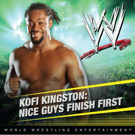 Kofi Kingston: Nice Guys Finish First (WWE), West, - Kofi Kingston Kids