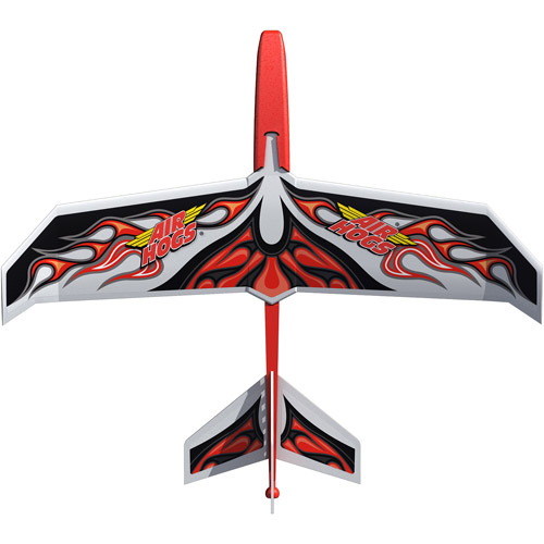 Air Hogs Rip Force Glider, Red
