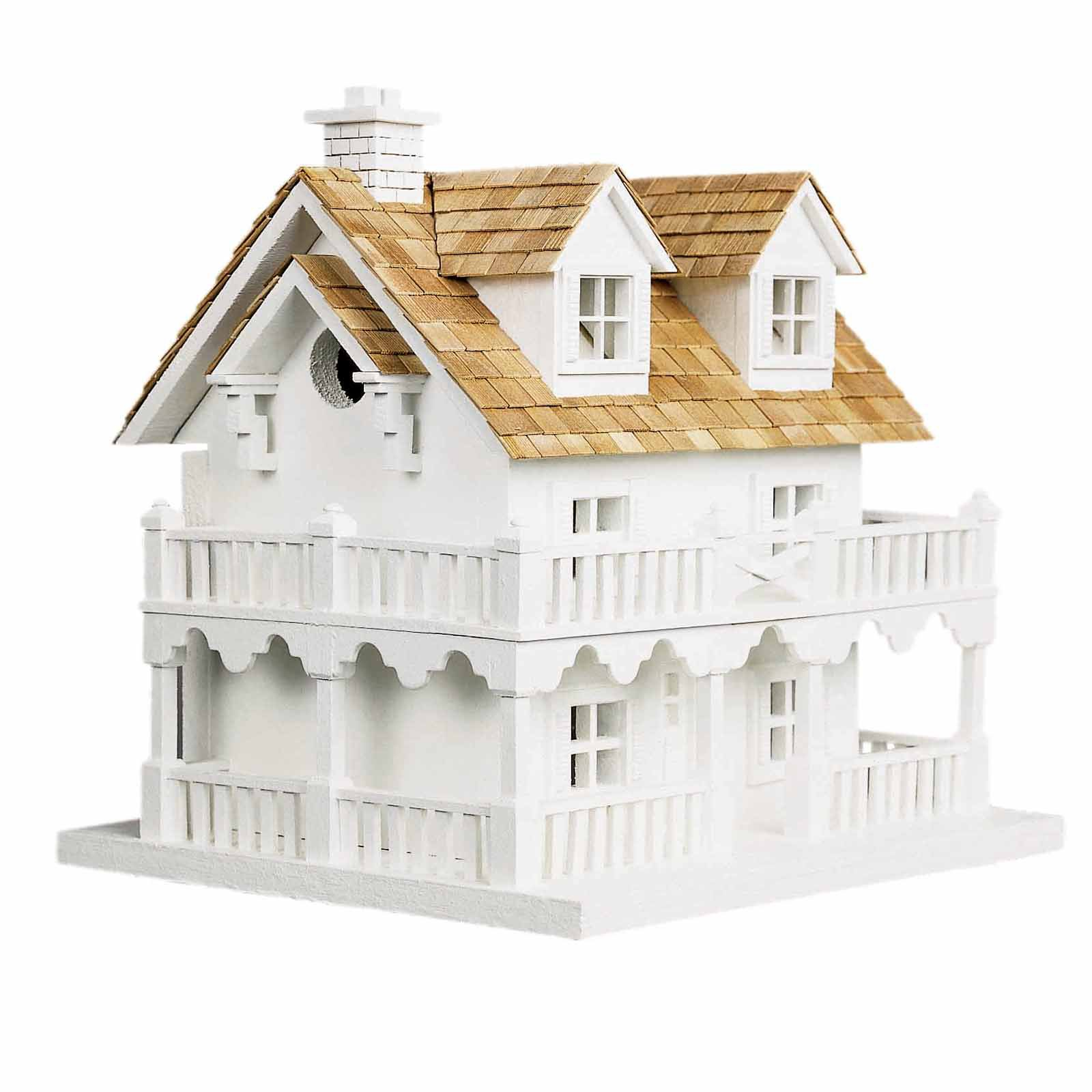 Home Bazaar Cape Cod Birdhouse by Home Bazaar