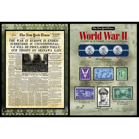 American Coin Treasures The New York Times World War II Memorabilia