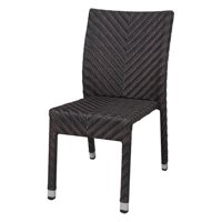 Source Contract Miami Patio Dining Side Chair