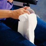 "Patterson Sock Notch Garter Style Adult 4""W x12-1/2""L 24"""