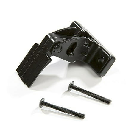 Ultra Hardware 31601 Storm and Screen Door Latch Handle - Resilient Keeper - Black Finish - image 1 of 1