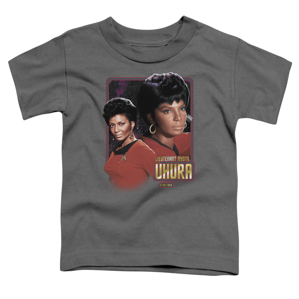 Star Trek Lieutenant Uhura Adult Work Shirt