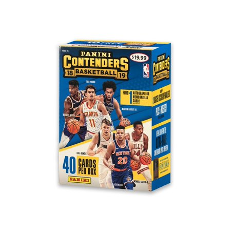 2018-19 PANINI CONTENDERS NBA BASKETBALL VALUE BOX TRADING CARDS