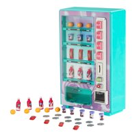 "My Life As Motorized Vending Machine Play Set for 18"" Dolls, 29 Pieces, Choose from 2 Styles"