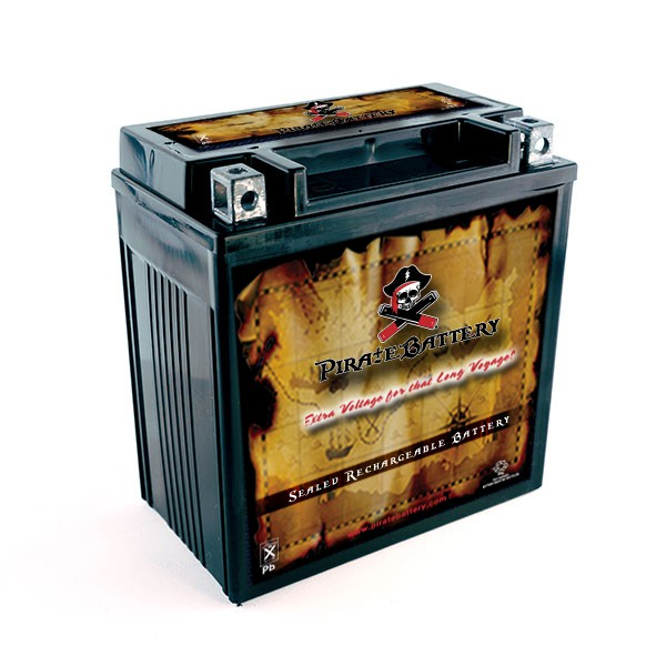 YTX20CH-BS Battery for Polaris 600 Rush 2012