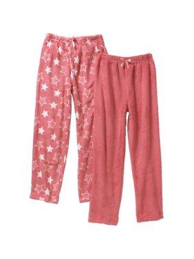 Girls' Fleece 2 Pack Sleep Pants